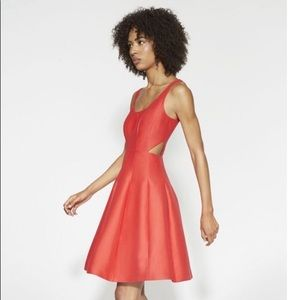 Halston Heritage Dresses - New with tags Halston heritage mini cut out dress